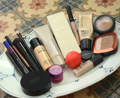What's In My Makeup Bag: Herbst/Winter 2015