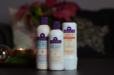 Review: Aussie Miracle Moist Shampoo und Conditioner