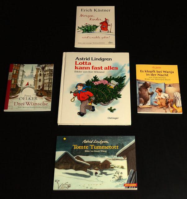 Fünf Favoriten: Weihnachtsbücher