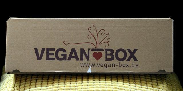 Unboxing #1: Die Vegan-Box für den April