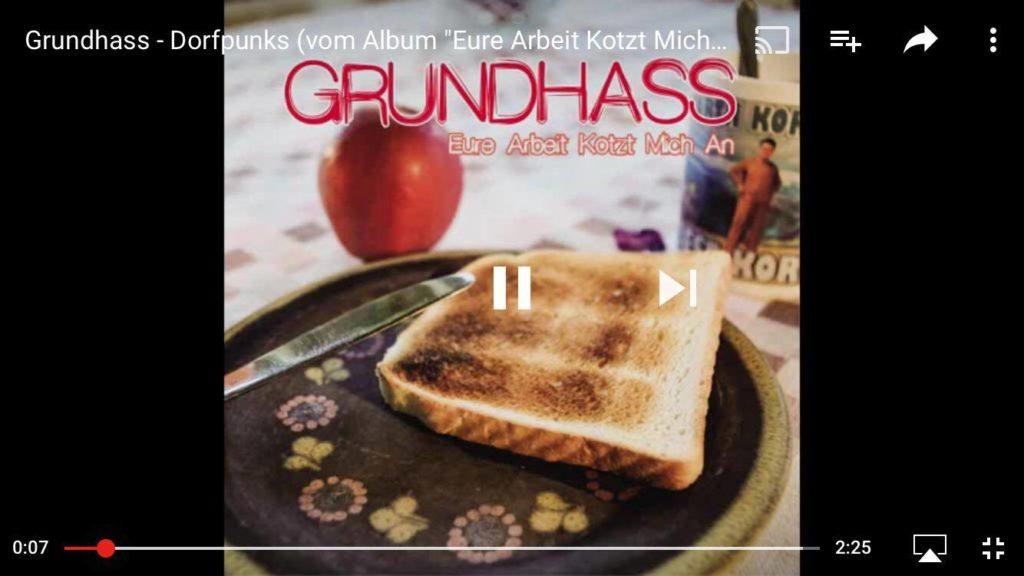 Love At First Listen #4: Dorfpunks – Grundhass