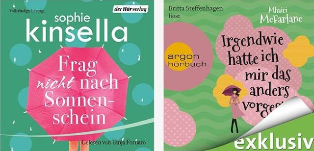 Sommerlektüre: Sophie Kinsella und Mhairi McFarlane